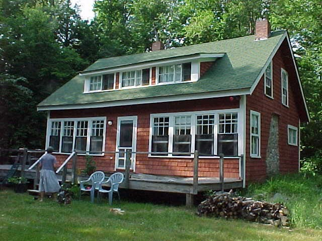 Lakeside Retreat in Central Maine - Mount Vernon - Penzion (B&B)