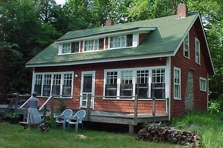 Lakeside Retreat in Central Maine - Mount Vernon - Bed & Breakfast