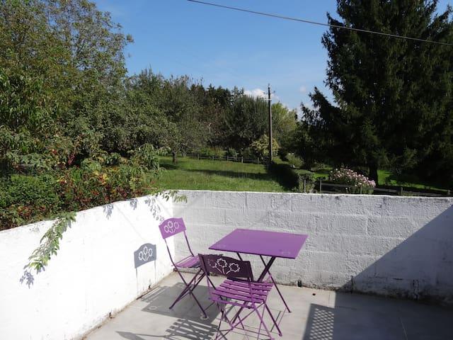 Maison proche rivière d'Ain - Neuville-sur-Ain - Ev
