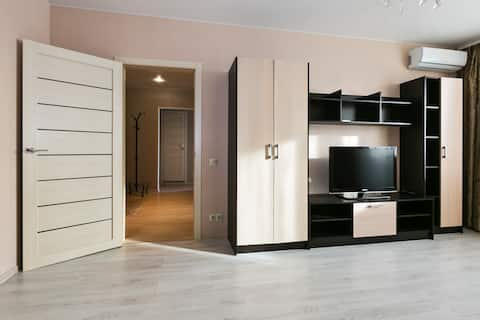 Ideal flat for family resting!