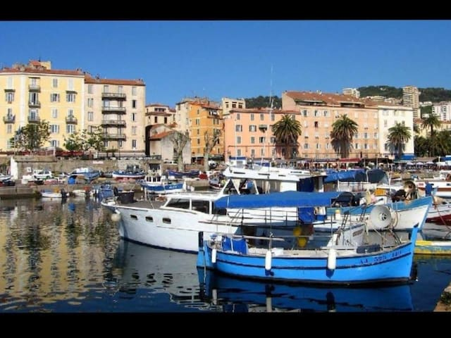 Ajaccio niceFlat near the beach