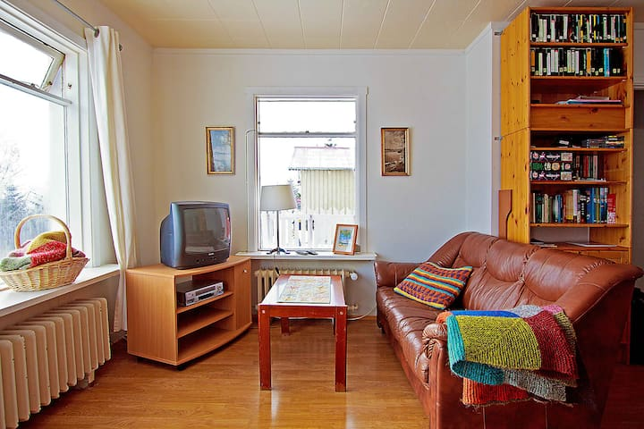 Spacious & family friendly home - Ísafjörður - Casa