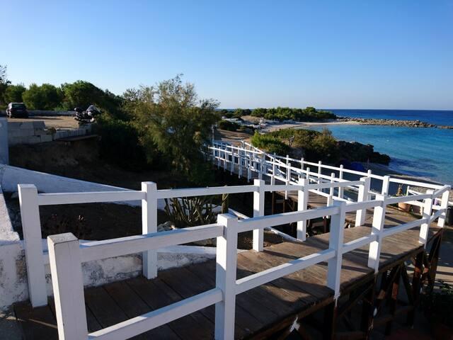 Salento - Lido Silvana. Casa Teresina
