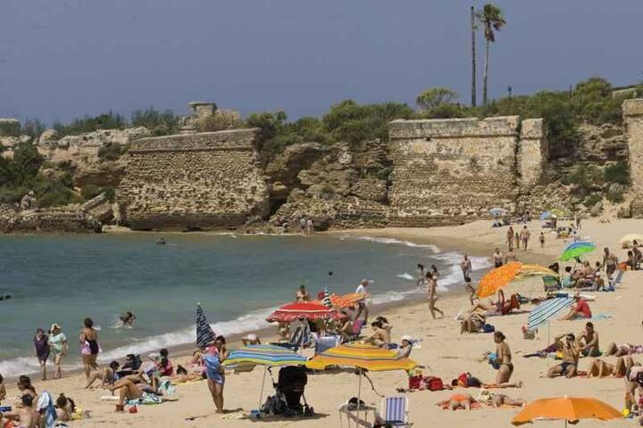Estudio a pie de mar Puerto Sherry