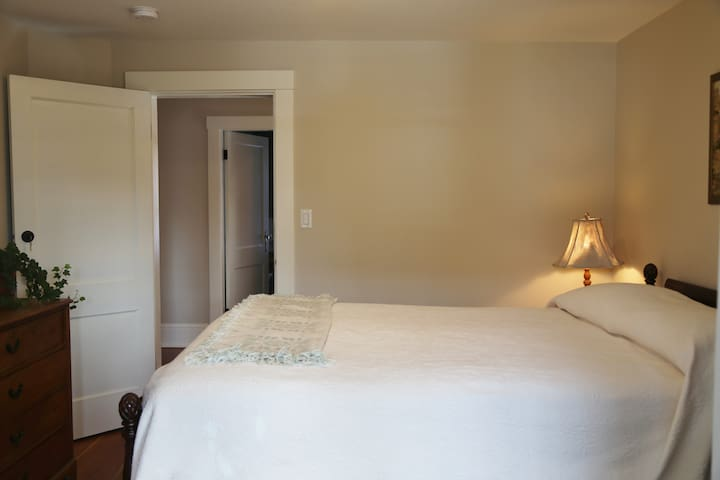 Downtown Inn- The Rose Ensuite- Private Bath & A/C