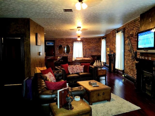Living Room and Beyond