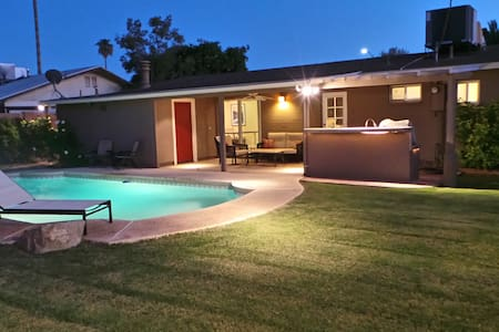 Remodeled House near Downtown Tempe