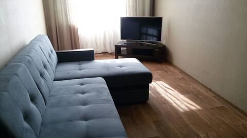 Двухкомнатная квартира в Петропавловске-Камчатском