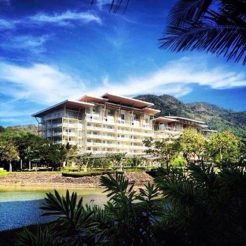 1BR Beachside Pico condo in Nasugbu - Nasugbu - Appartement