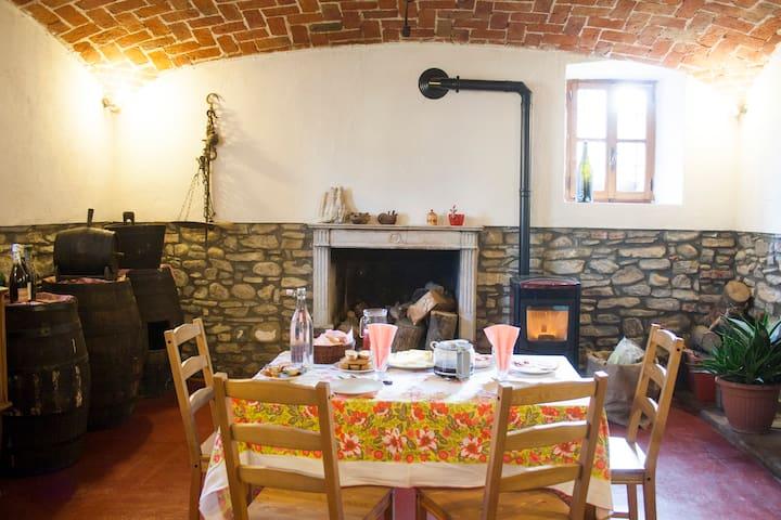 Casa Bolla BnB - Acqui - Oda + Kahvaltı