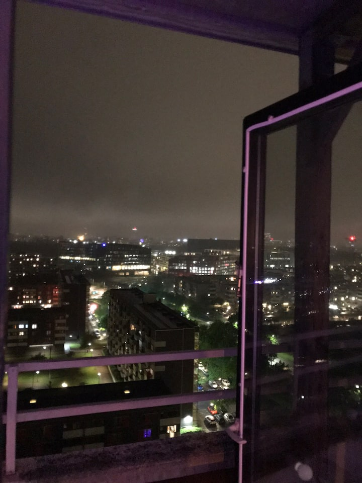 Cozy 1bd Apartment with best views in CPH central