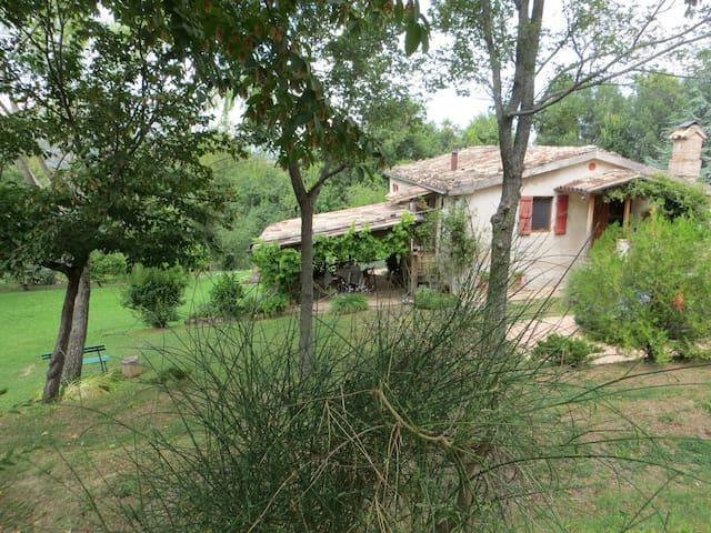 Casa Verde - San Ginesio - Hus