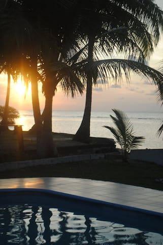 Villa Caribe - Caribbean Oceanfront