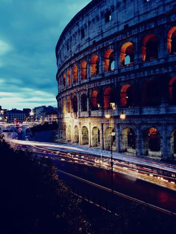Colosseo for a quality and convenient stay!
