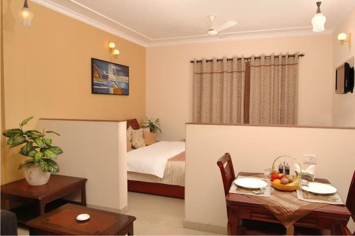 TTG Fully Furnished Studio Apartment in Gurgaon