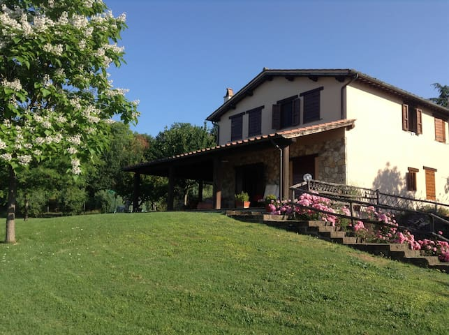 Private Villa in Southern Umbria - Penna In Teverina