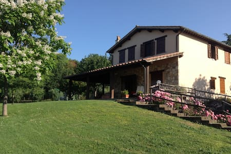 Private Villa in Southern Umbria - Penna In Teverina - 独立屋