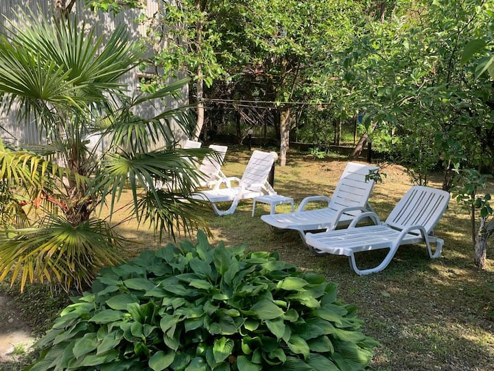 Rent house in Kobuleti near the sea
