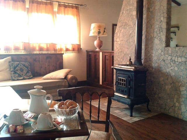 Independent Suite La Filagna - Civitella D'Agliano - Bed & Breakfast
