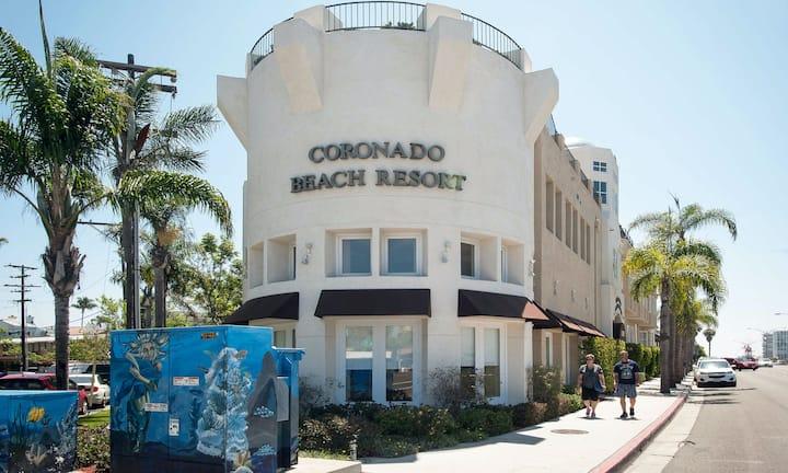 Coronado Beach  Resort Sunny California