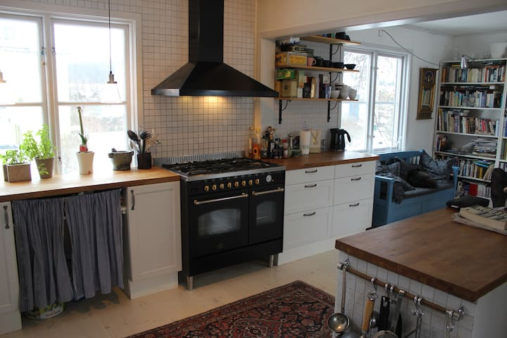 Charming house close to city centre - Estocolmo - Casa