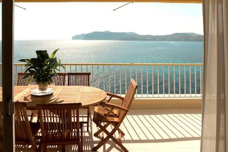 Spectacular Sea Views Apartment in Costa de la Cal - Rotes Velles