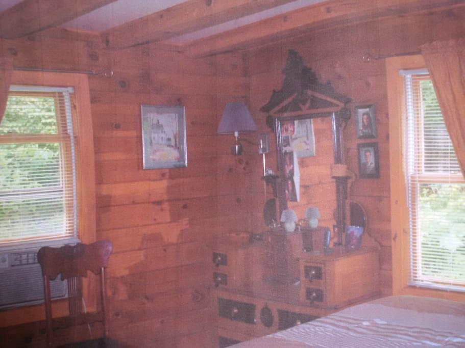 Cozy Log Home Overlooking The Miramichi River Houses For