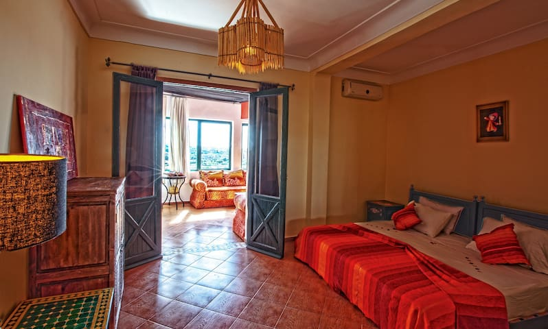 Royal Suite - marrakech - Bed & Breakfast