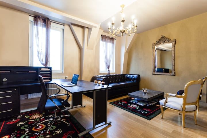 Villa Lundy - heart of Reims  - Reims - Apartment