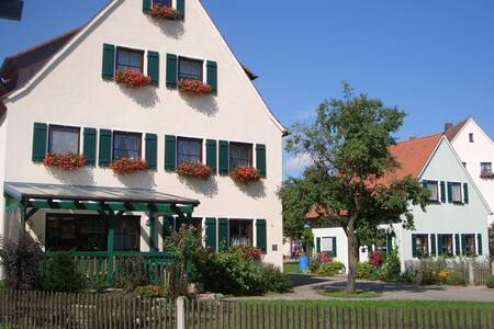 Holiday flat & house in Franconia | Free Wifi - Neuendettelsau - House