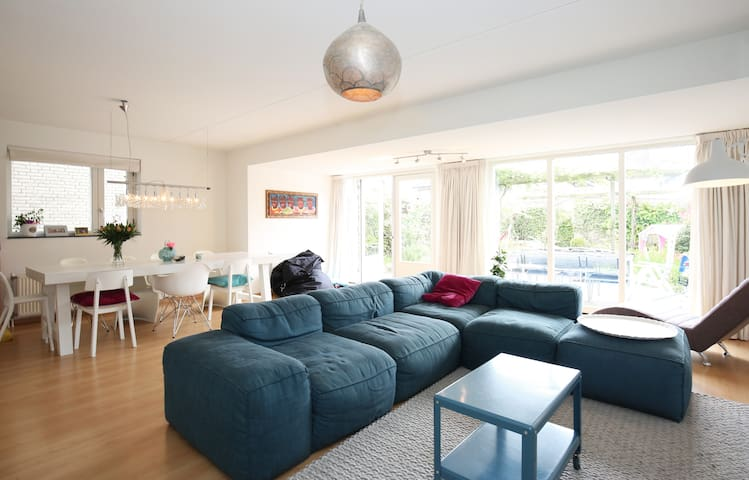 Luxury Amsterdam Villa Perfect for families of 8