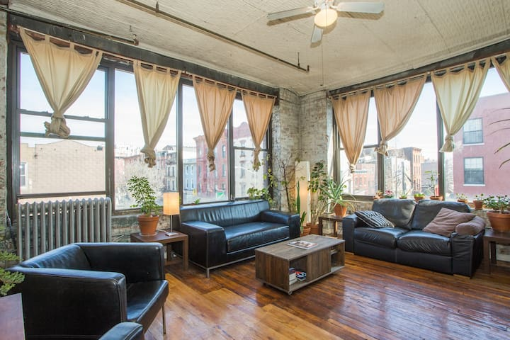 Bedford Loft, Williamsburg Prime