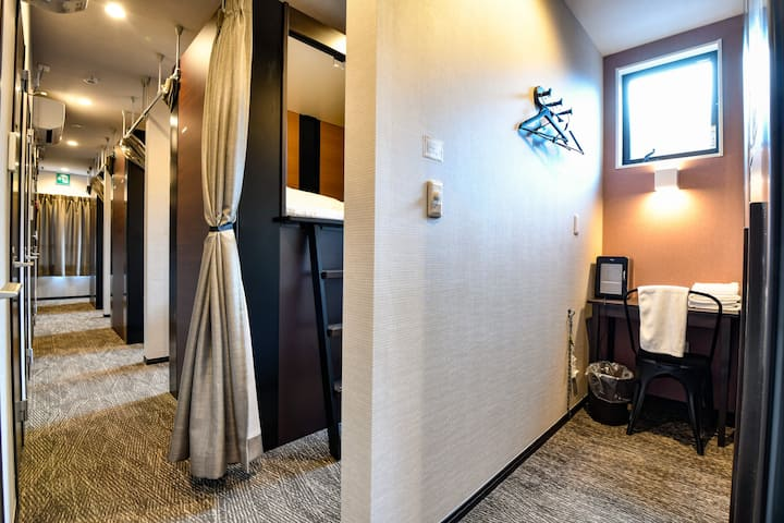 【Male Only】 Katama Ⅰ/20min to Haneda Apt/Free WiFi