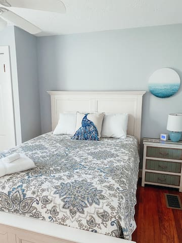 1st Floor Bedroom West
