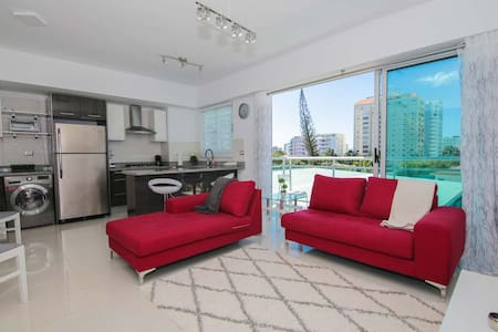 New, Modern & Cozy Luxury Condo in Santo Domingo - Santo Domingo - Leilighet