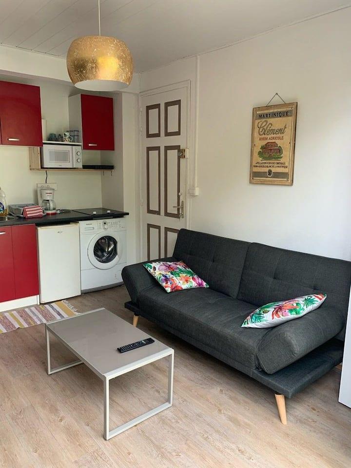 Appartement cosy pour vos vacances au paradis