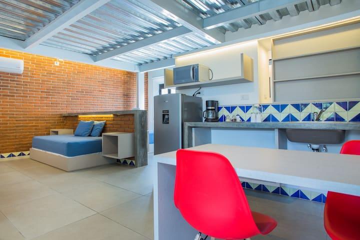 Departamento tipo Suite en centro Xalapa, Ver