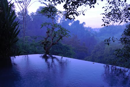 Villa Beji 2BR  with  infinity pool - Ubud - Haus