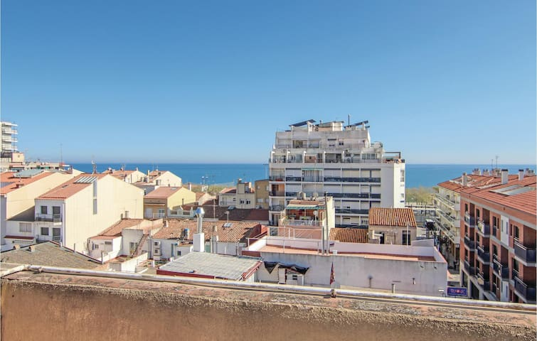 Holiday apartment with 3 bedrooms on 70m² in Calella
