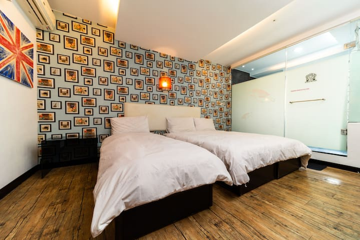 ♬ SWEET KAOHSIUNG APARTMENT SUITE near MRT O2