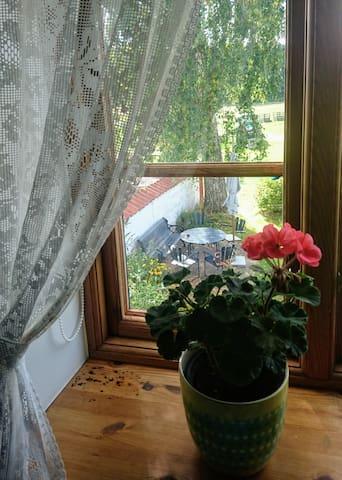 Lilla  vindsrummet: 1 rum och kök