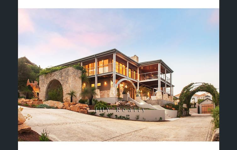 Stunning Eagle Bay Home