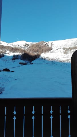 Astro Alpino - 2 bedroom/Town Centre - Livigno - Apartment