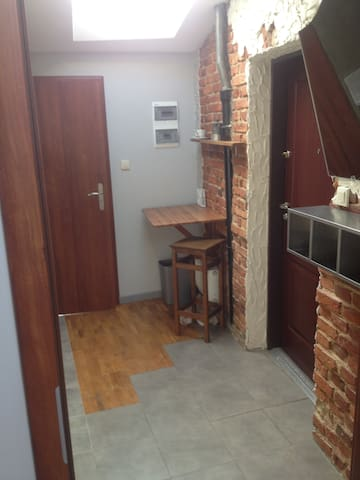 "Apartment ""Bricks loft"" - Koszalin - Huoneisto"