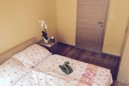 Modern room in City Center with AC and balcony - Bratislava - Apartemen