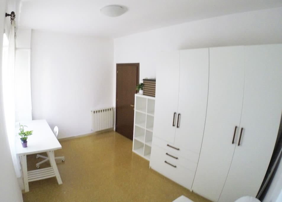 guest room 12mq.