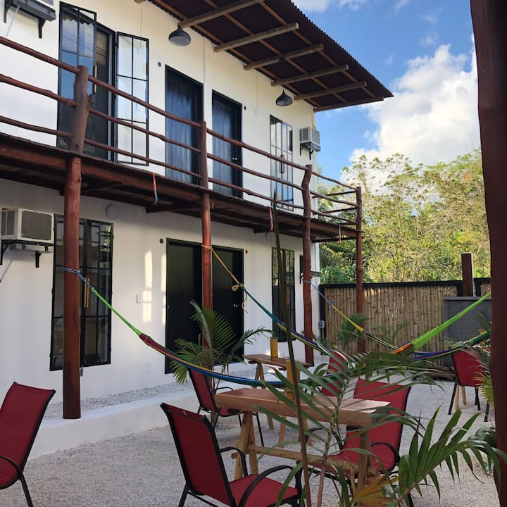 7Hotel Nikté Acceso a laguna. COV19 Best practices