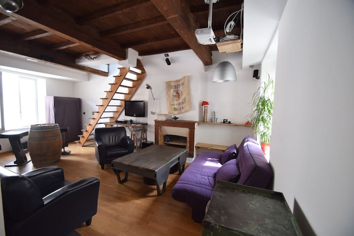 Le Loft !