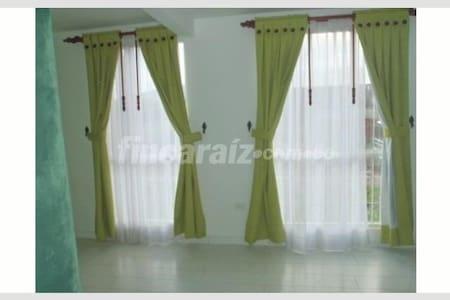 220 USD SEMANALES Acogedor apartamento DUPLEX - Facatativá - Lägenhet