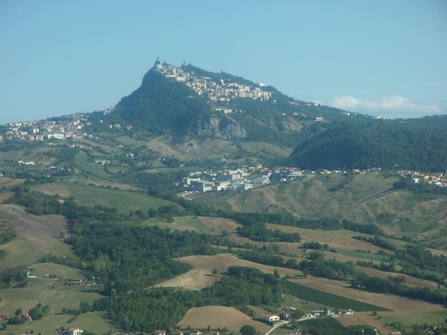 vista San Marino